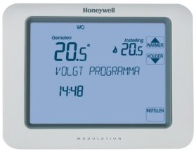 Honeywell stadsverwarming thermostaat